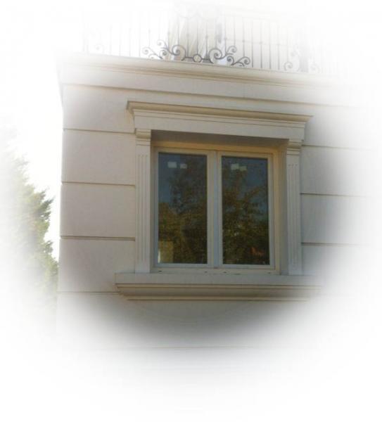 Декоративный фасад № 2